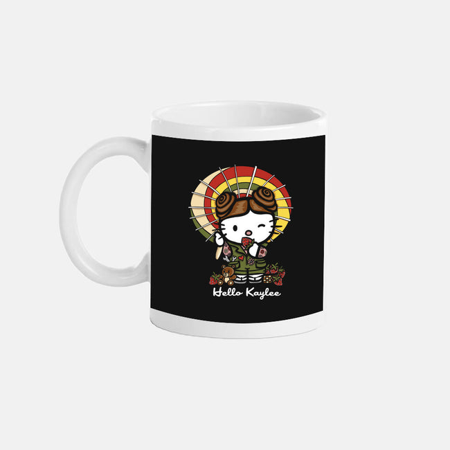Hello Kaylee-none glossy mug-OfficeInk