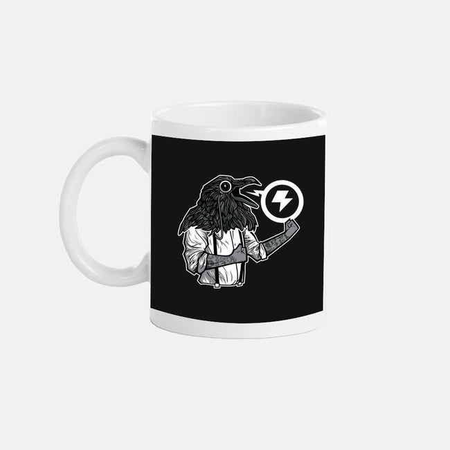 Here Comes The Fury-none glossy mug-ZombieDollars