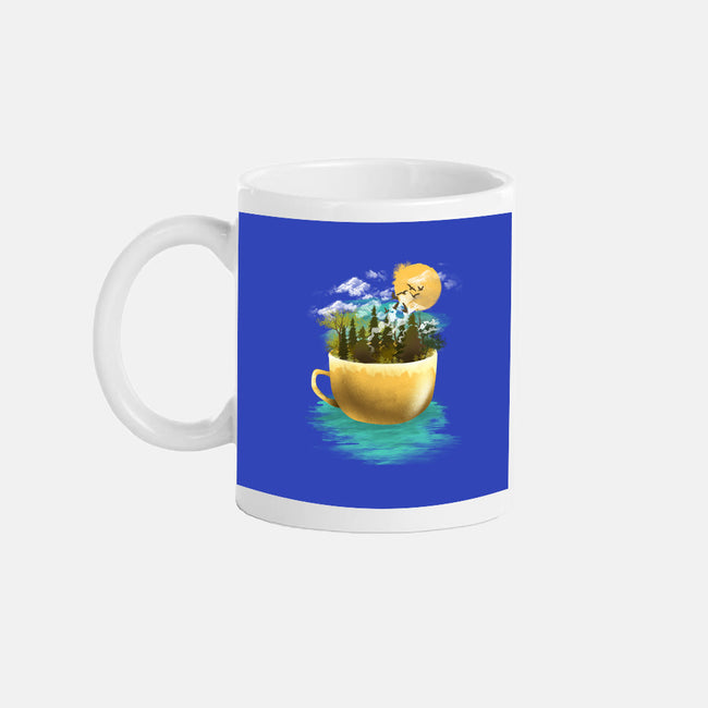 Here Comes The Sun-none glossy mug-dandingeroz