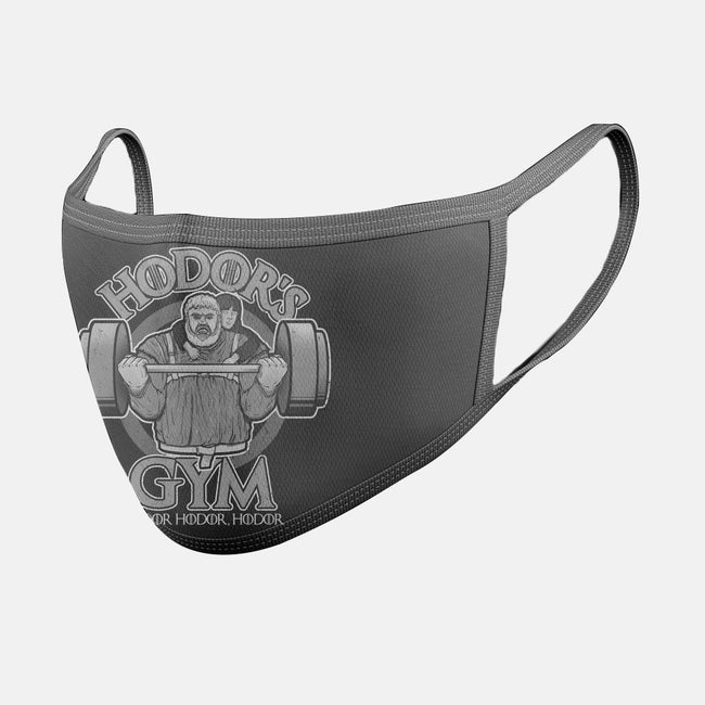 Hodor Gym-unisex basic face mask-jozvoz