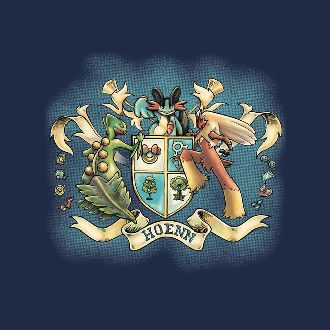 Hoenn Coat of Arms-none matte poster-astrorobyn