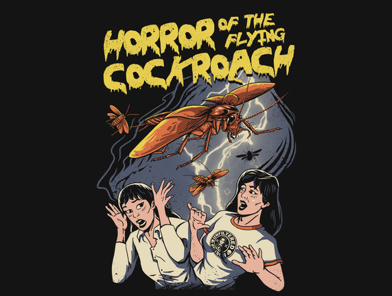 Horror of the Flying Cockroach