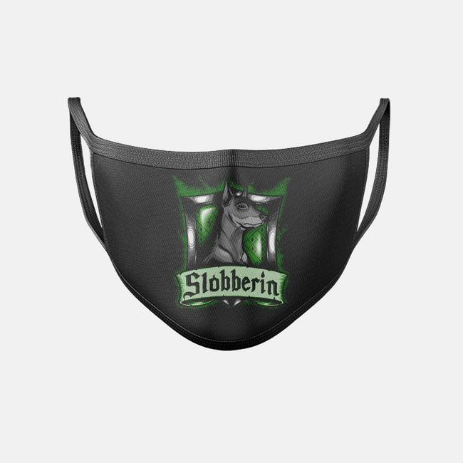 House Slobberin-unisex basic face mask-DauntlessDS