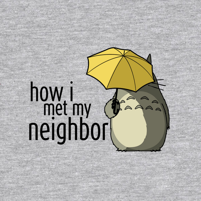 How I Met My Neighbor-none glossy mug-beware1984