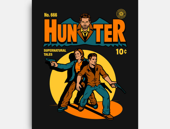 Hunter Comic