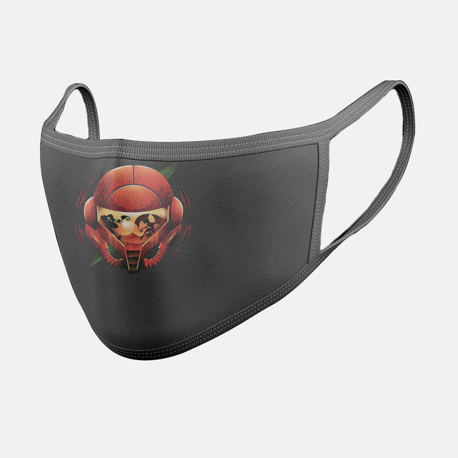 Hunter's Helmet-unisex basic face mask-dandingeroz