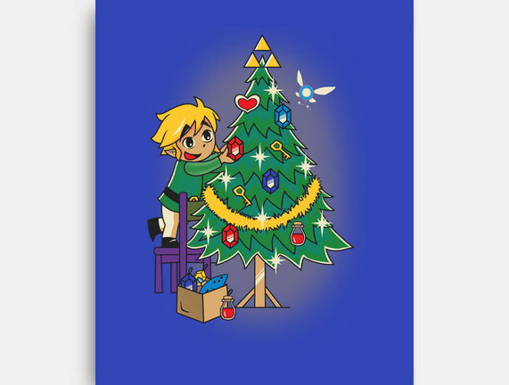Hyrule Christmas Tree