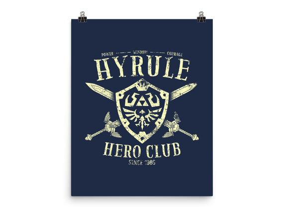 Hyrule Hero Club