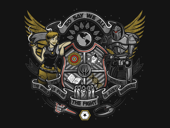 Galactic Battle Crest