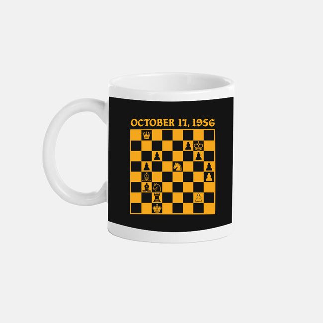 Game of the Century-none glossy mug-AJ Paglia