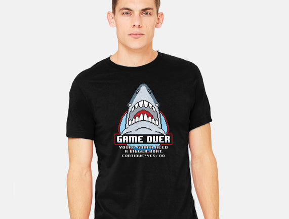 Game Over Shark