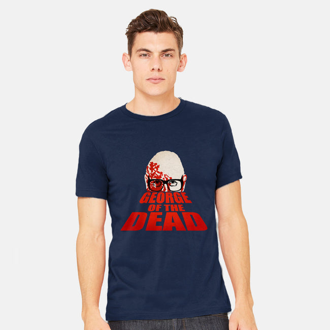 George of the Dead-mens heavyweight tee-Moutchy