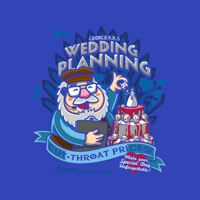 George's Wedding Planning-mens heavyweight tee-Bamboota