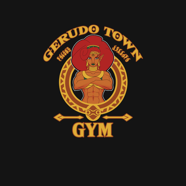 Gerudo Town Gym-unisex basic face mask-bubbleknight