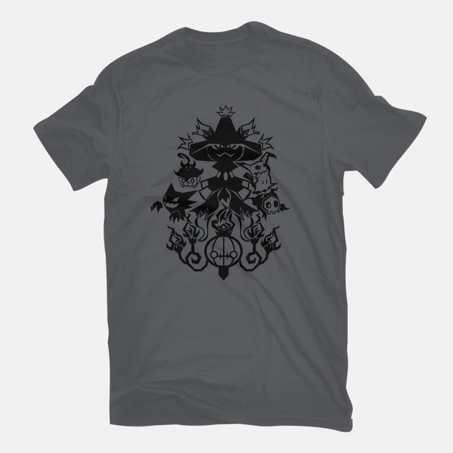 Ghostly Group-mens basic tee-kalgado