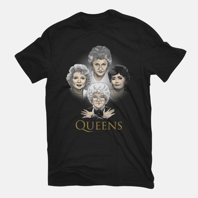 Golden Queens-mens heavyweight tee-ursulalopez