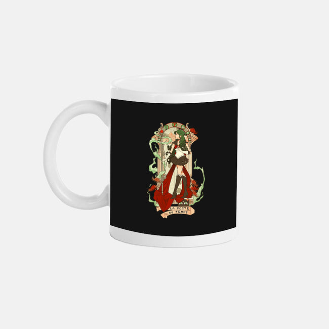 Guardian of Time-none glossy mug-Eriphyle
