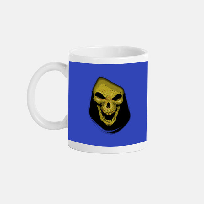 Face of Evil-none glossy mug-Skullpy