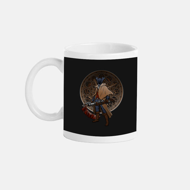 Fear The Blood-none glossy mug-JCMaziu