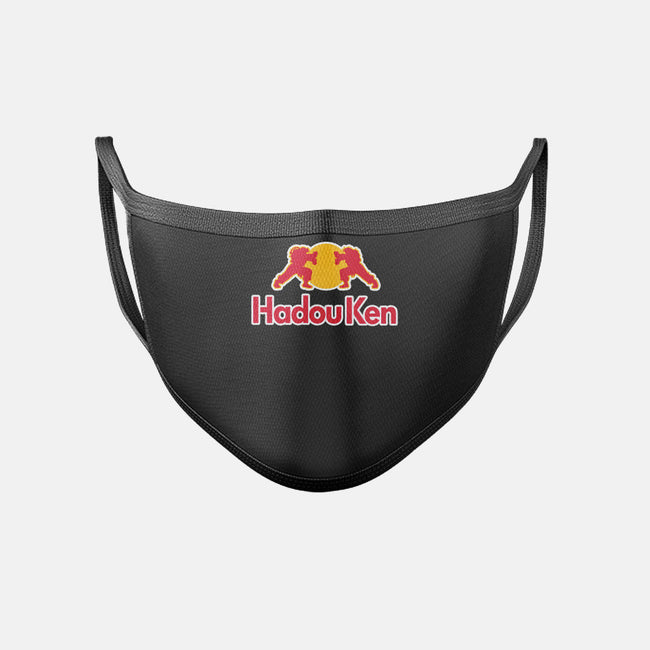 Fighter Energy Drink-unisex basic face mask-yannickglt