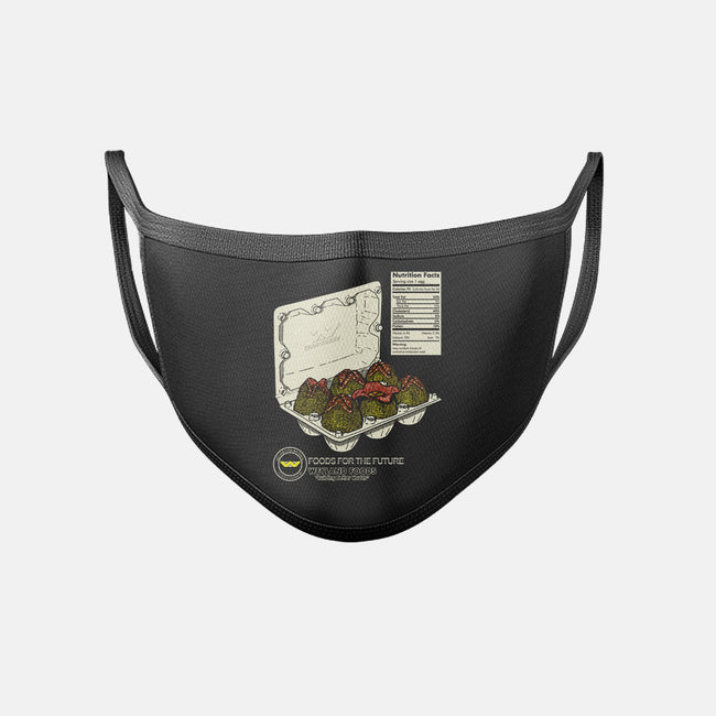 Food For The Future-unisex basic face mask-JCMaziu