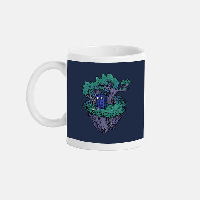 Forest Box-none glossy mug-Crumblin' Cookie