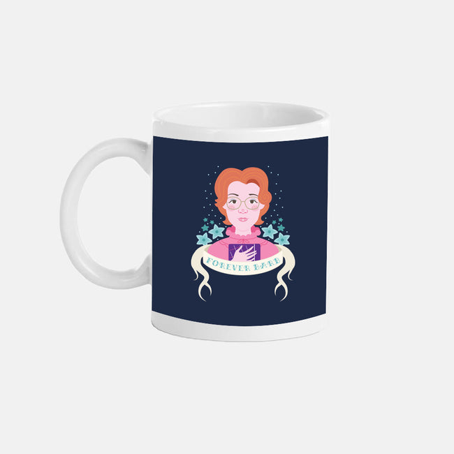 Forever Barb-none glossy mug-Murphypop