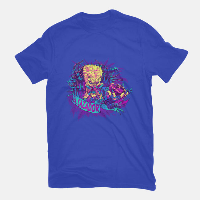 El Cazador-mens heavyweight tee-BeastPop