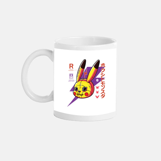 Electric Animatronic-none glossy mug-MatteoSantos