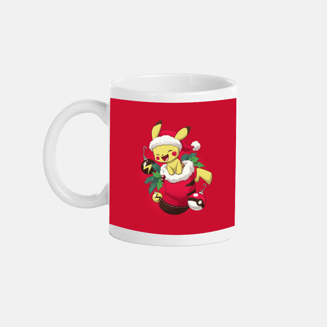 Electric Stocking Stuffer-none glossy mug-DoOomcat