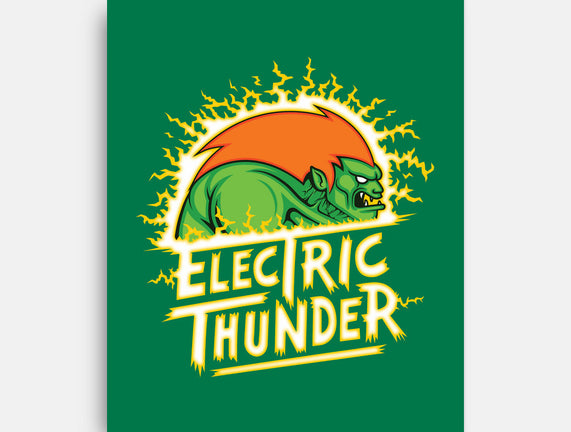 Electric Thunder