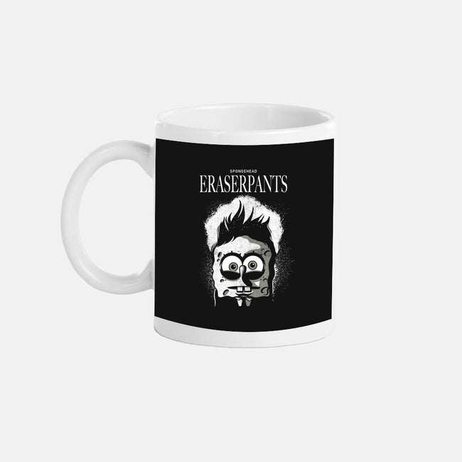 Eraserpants-none glossy mug-Night Donuts