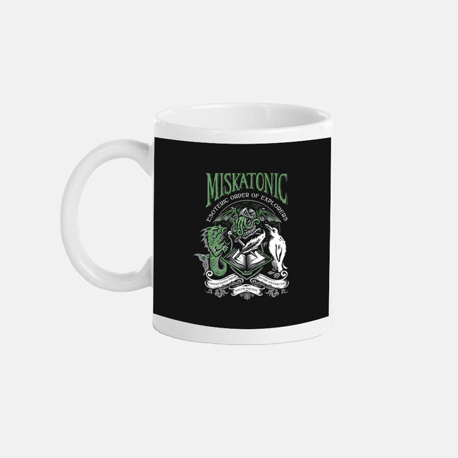 Esoteric Order of Explorers-none glossy mug-heartjack