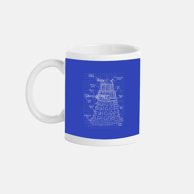 Extermination Project-none glossy mug-ducfrench