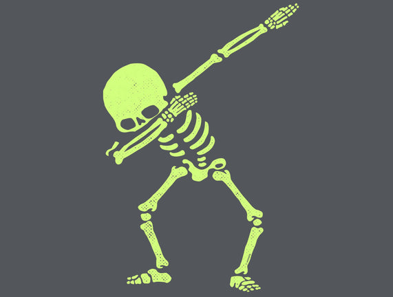 Dabbing Skeleton