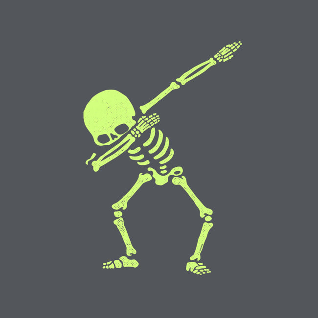 Dabbing Skeleton-mens basic tee-vomaria