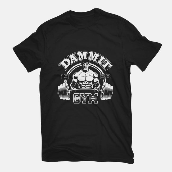 Dammit Gym-mens heavyweight tee-mephias