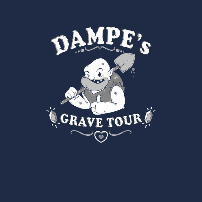 Dampe's Grave Tour-mens heavyweight tee-Pengew