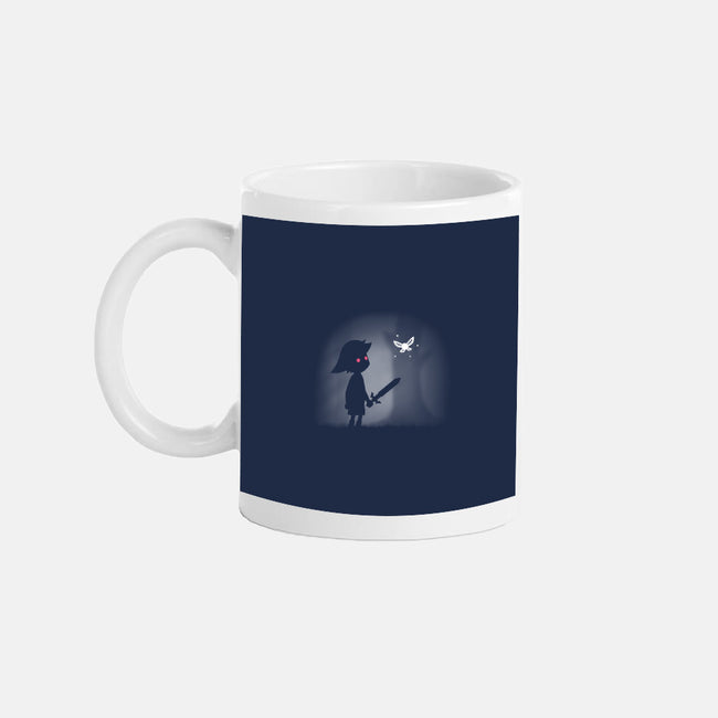 Dark Linkbo-none glossy mug-IdeasConPatatas