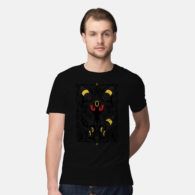 Dark Moonlight-mens premium tee-YiannisTees