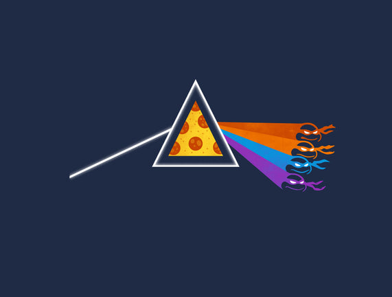 Dark Side of the Pizza