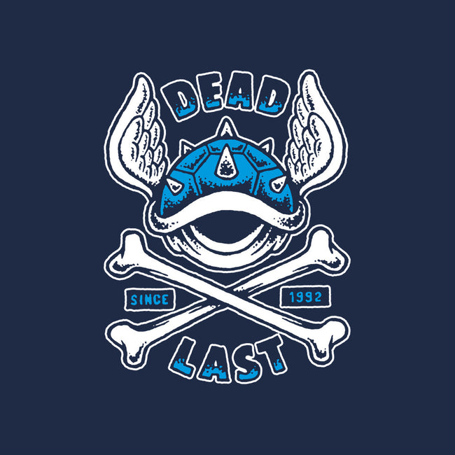 Dead Last-none glossy sticker-BWdesigns