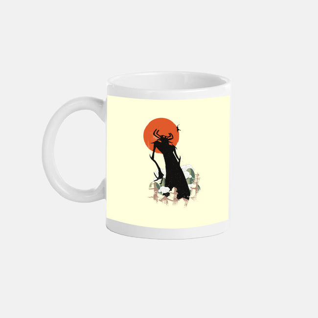 Deliverer of Darkness-none glossy mug-Kasey Fleming