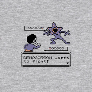 Demogorgon Fight!