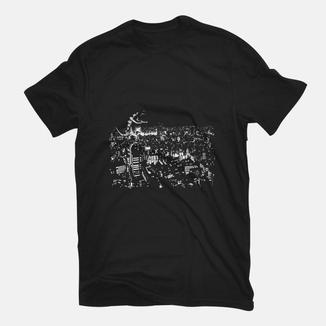 Destroyer of Cities-mens heavyweight tee-Dennis Hansbury