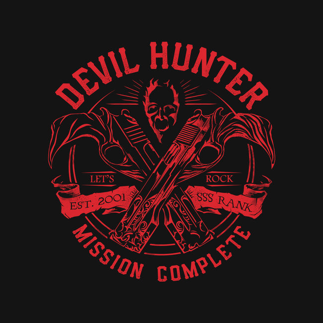 Devil Hunter-unisex basic face mask-draculabyte