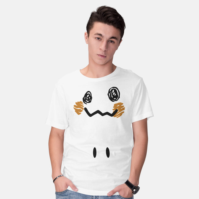 Disguise-mens basic tee-Haragos