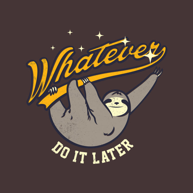 Do It Later-mens heavyweight tee-Mathiole