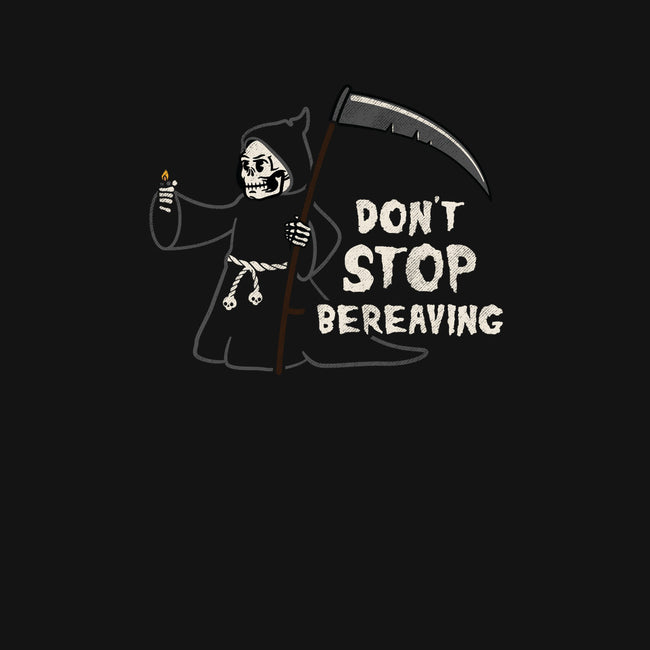 Don't Stop Bereaving-mens heavyweight tee-daggerdrawndesign