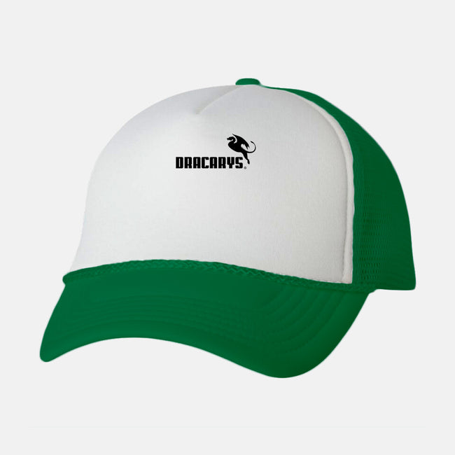 Dragon Athletic-unisex trucker hat-isma_wayne